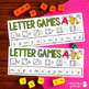 Alphabet Activities BUNDLE {Uppercase and Lowercase Letter Recognition}