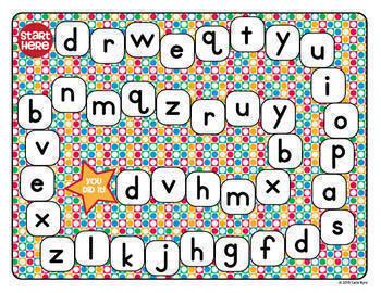 Alphabet Activities Bundle!