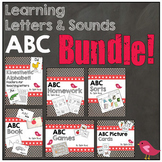 Alphabet Activities Bundle!