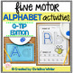 Alphabet Activities – Letter Tracing BUNDLE
