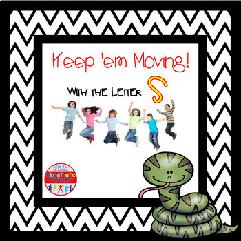 Alphabet Activities - Letter of the Week Bundle for the Letter S
