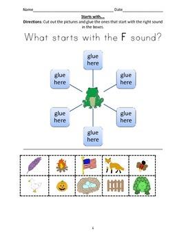 Alphabet Activities: Letters A-H Bundle {Common Core}