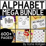 Alphabet Activities Mega Bundle