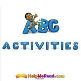 Alphabet Activities - Missing Letter Smartboard