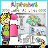 Alphabet Mats & Worksheets (Beginning Sounds)