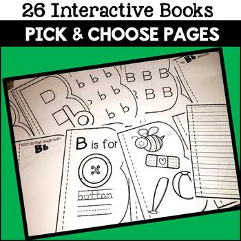 Alphabet Activities Practice