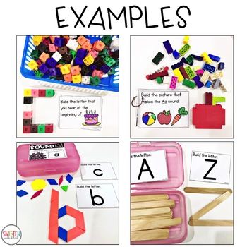 Alphabet Activities | STEM Activities