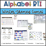 Alphabet Activities: Winter Edition