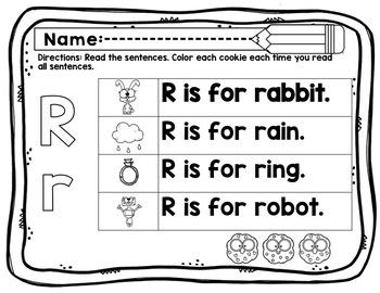 Alphabet Activities & Worksheets