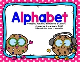 Alphabet Activities & Worksheets
