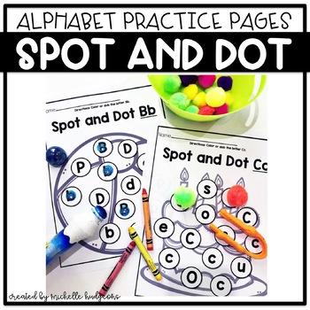 Alphabet Activities Practice Printables Preschool Prek Kindergarten
