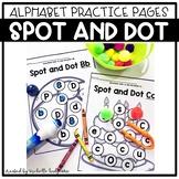 Alphabet Activities Practice Printables Preschool, PreK, K