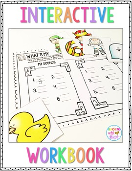 Alphabet Activities for Capital Letters