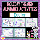 Alphabet Activities for Easter | Letter Recognition Activi