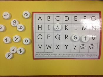 Alphabet Activities for Literacy Centers