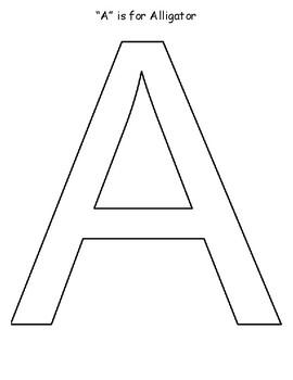 Alphabet Activity Book