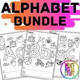 Alphabet Activity Book - BUNDLE