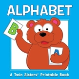 Alphabet Activity Book & Digital Album Download