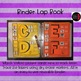 Alphabet Activity Book- create a file folder game, binder, or cut and paste book