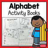 Beginning Sounds Alphabet Activity Books