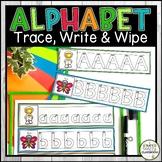 Alphabet Activity - Letter Formation Practice - Trace, Wri