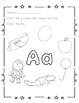 Alphabet Activity Pack