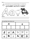 Alphabet Activity Set