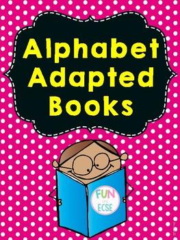 Alphabet Adapted Books