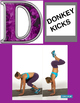 Alphabet Add-Up Fitness