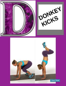 Alphabet Add-Up Fitness