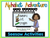 Alphabet Adventure for SEESAW