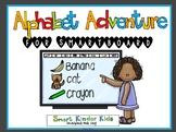 Alphabet Adventure for SMARTboard