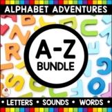 Alphabet Adventures A-Z Bundle