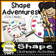 Alphabet, Shape, Number, and Color Clip Cards