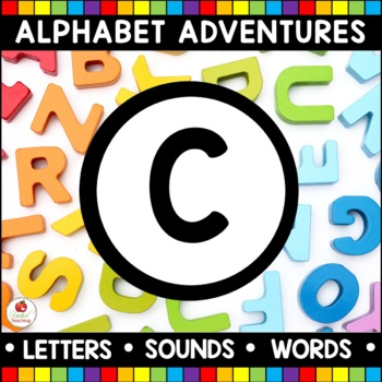 Alphabet Adventures - Letter C