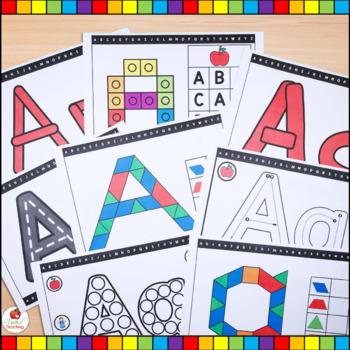 Alphabet Adventures - Letter D