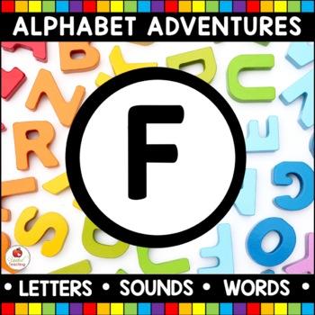 Alphabet Adventures - Letter F