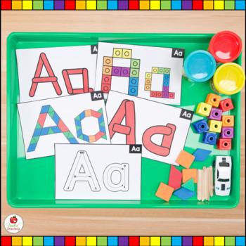 Alphabet Adventures - Letter L