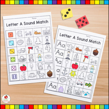 Alphabet Adventures - Letter M by United Teaching | TpT