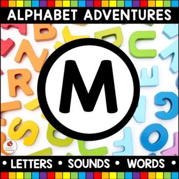 Alphabet Adventures - Letter M