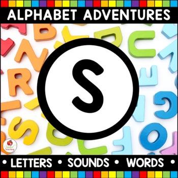 Alphabet Adventures - Letter S