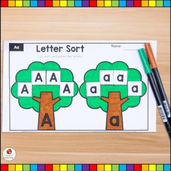 Alphabet Adventures - Letter W
