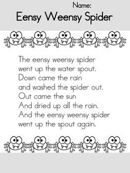 Alphabet Adventures - Nursery Rhymes Bundle