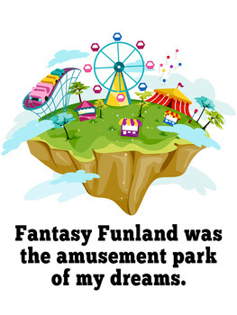 Alphabet All-Stars Adventures: Theme Park