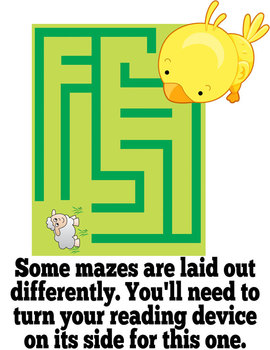 Alphabet All-Stars: Maze Madness