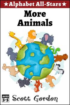 Alphabet All-Stars: More Animals
