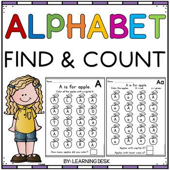 alphabet worksheets a z worksheets bundle letter sound. Black Bedroom Furniture Sets. Home Design Ideas