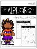 Alphabet : Alphabetical Order