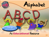 Alphabet - An Educational Resource