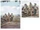 Alphabet Analyser - 3 Confederate prisoners Gettysburg